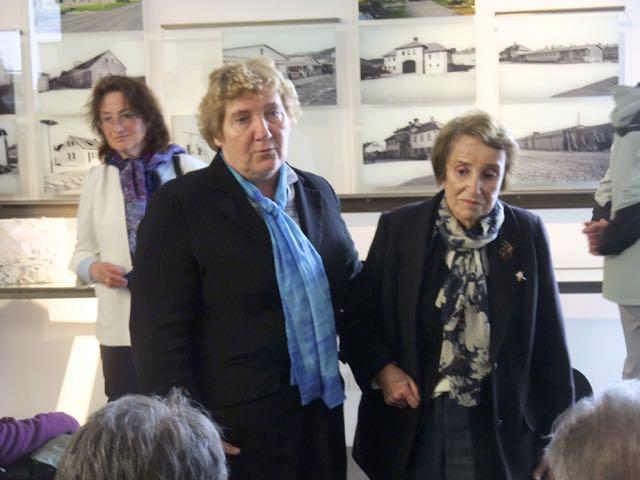 Frau Gammer, Christa Behr, Yehudith Kriegel