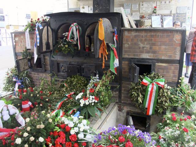 Krematoriumsöfen KZ Gusen